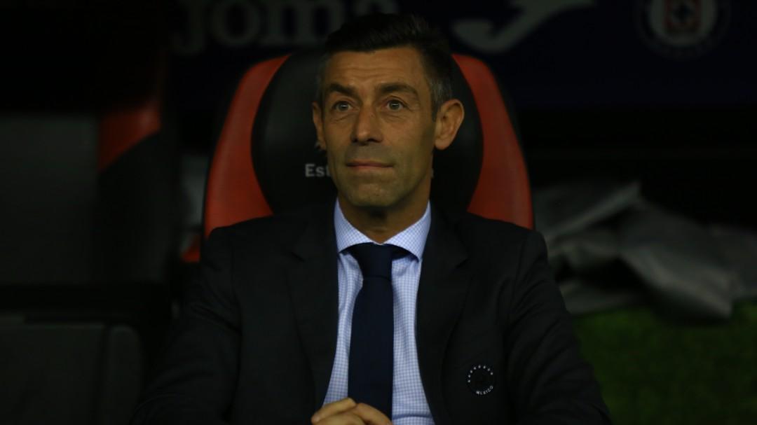Cruz Azul despidió a Pedro Caixinha