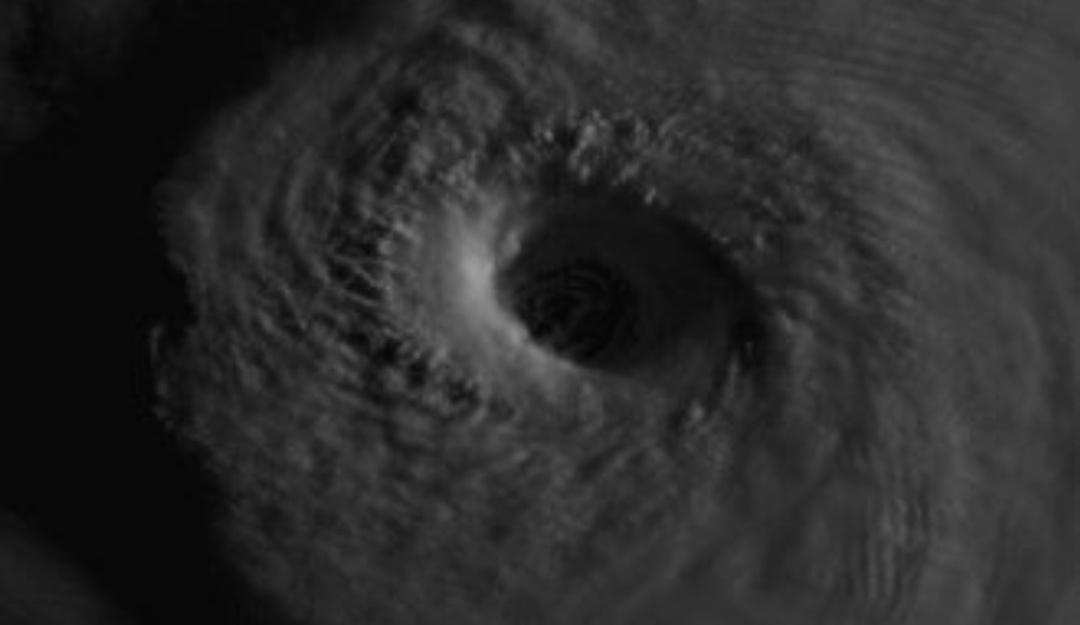 Dorian: en las entrañas del ojo del huracán