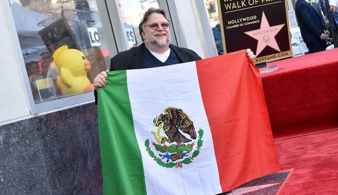 Guillermo del Toro podría ser reconocido con la medalla Belisario Domínguez