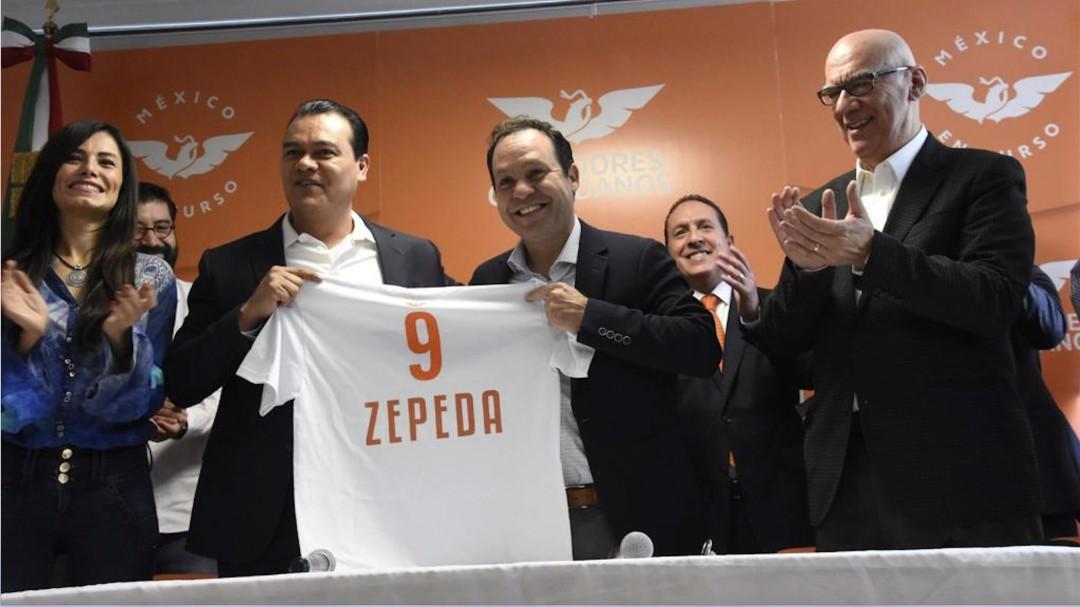 Lo que se combatió en Morena, se está repitiendo: Juan Zepeda