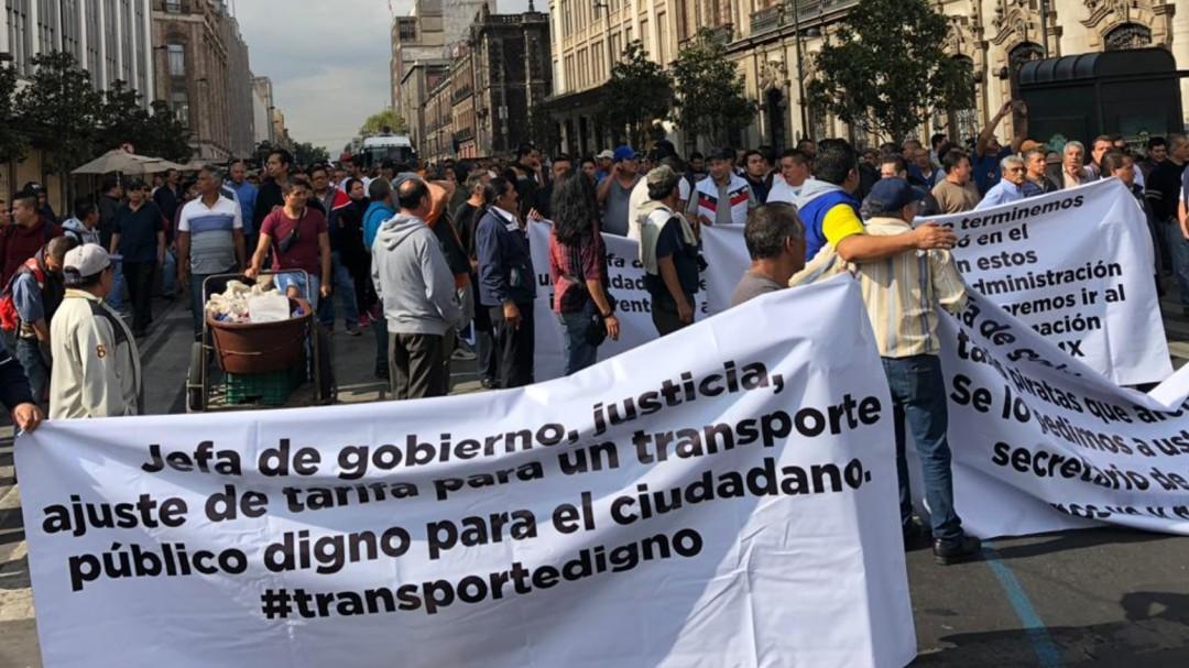 No habrá aumento a tarifas mientras no mejore el servicio: Andrés Lajous