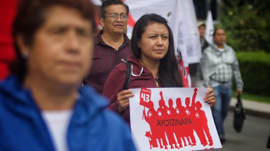 Errores en el proceso de investigación en el caso Ayotzinapa