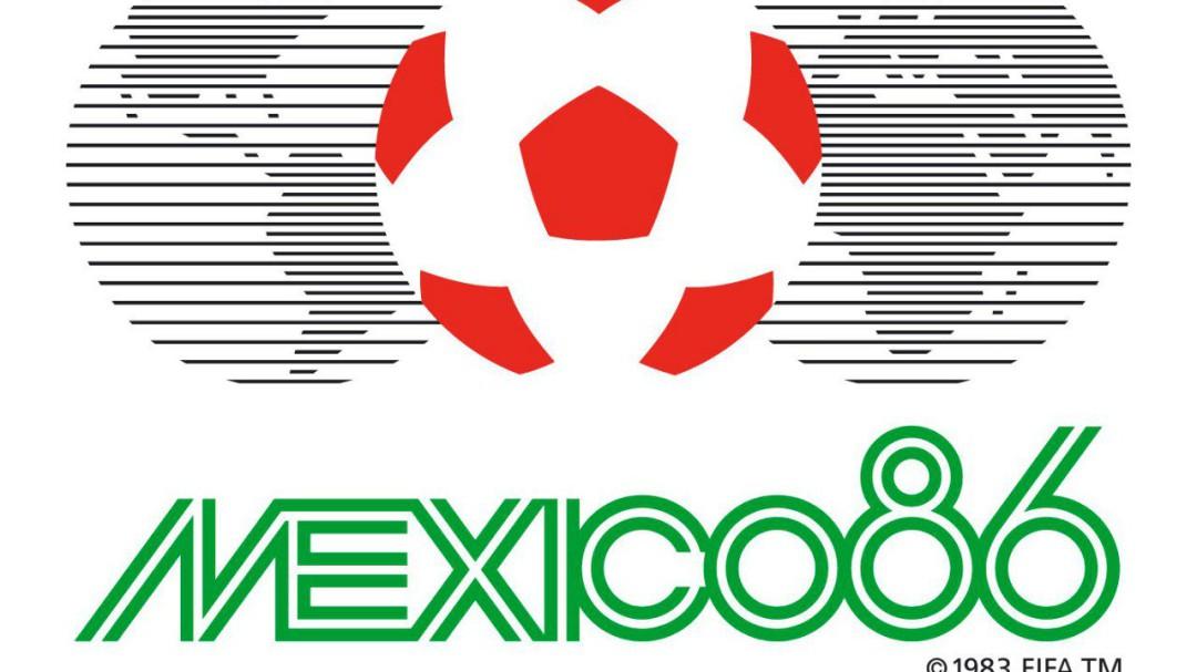 México 86; el mejor logo de los Mundiales