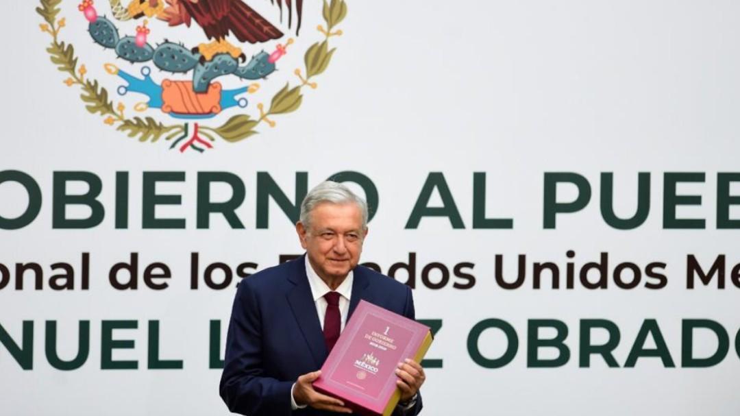 Análisis del primer informe del presidente Andrés Manuel López Obrador