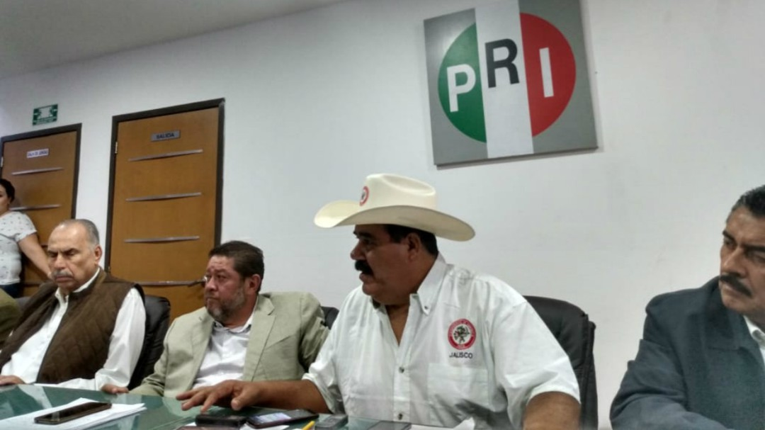 PRI Jalisco replica tras primer informe de AMLO