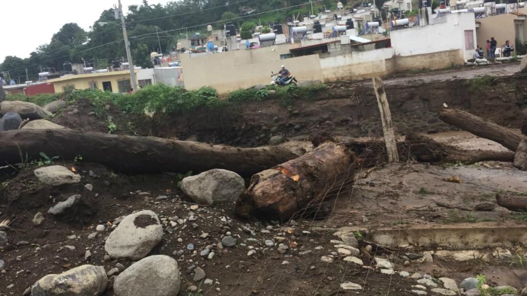 SAS descarta que San Gabriel necesite apoyos tras lluvia