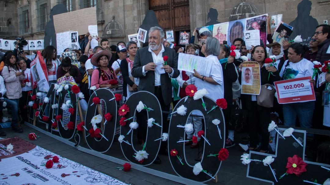 Reconoce Derechos Humanos de CDMX disposición Federal ante desapariciones