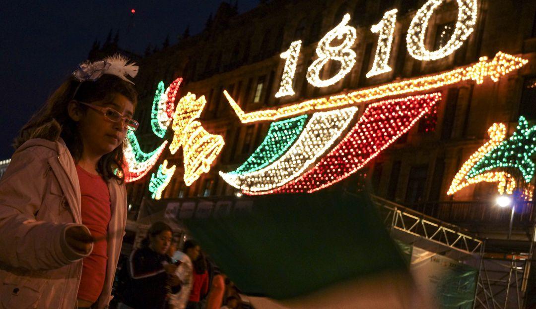 fiestas patrias: Así serán los festejos por el Grito de la Independencia en la CDMX