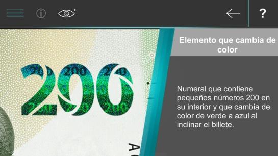 Con la app de Banxico ahora podrás detectar si tus billetes son falsos