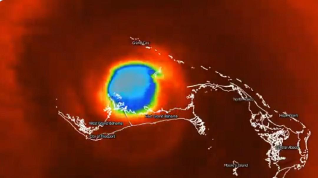 Gran Bahama quedó devastada por Dorian