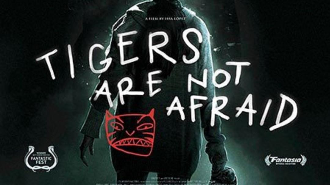 """Guillermo del Toro presenta """"Tigers Are Not Afraid"""" en Toronto"""