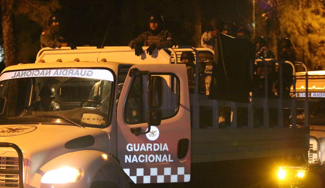 Investigan a elementos de la Guardia Nacional por extorsión en Guadalajara