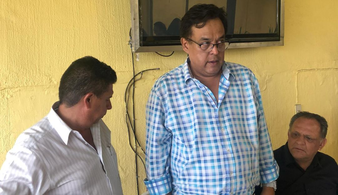 """""""Aquí estoy para lo que quieras"""": reta Salvador Cosío a Alfaro"""