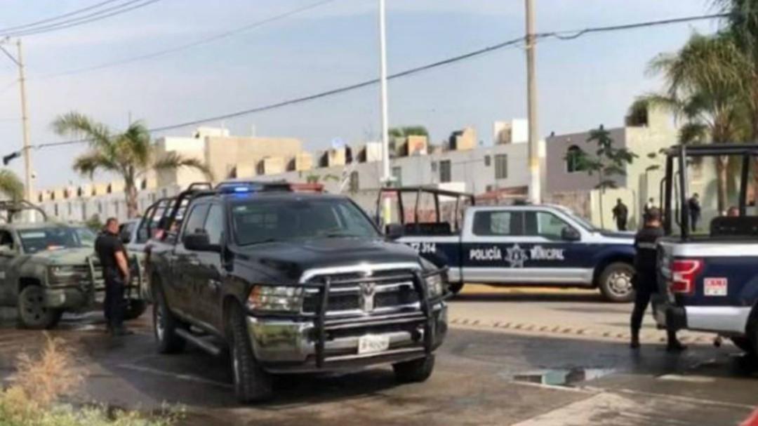 Hieren a dos policías de Tlajomulco