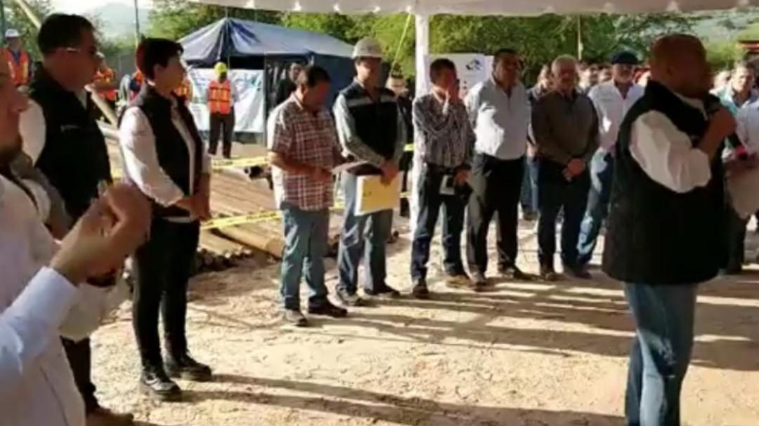 Supervisan obras importantes para Zacoalco de Torres