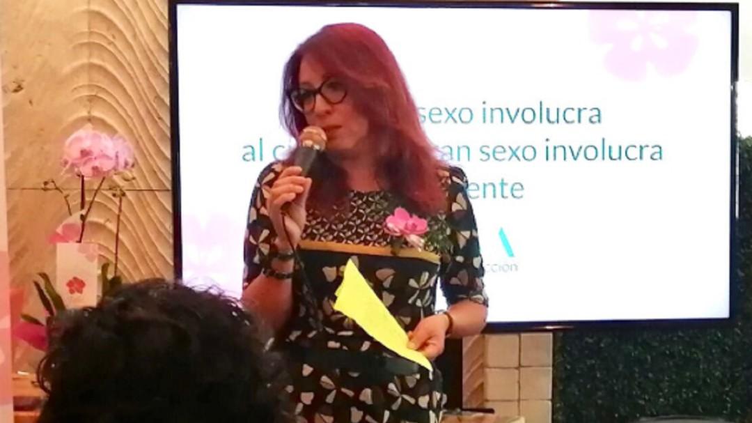 Prejuicios, miedos y mitos persisten en salud sexual: Verónica Maza