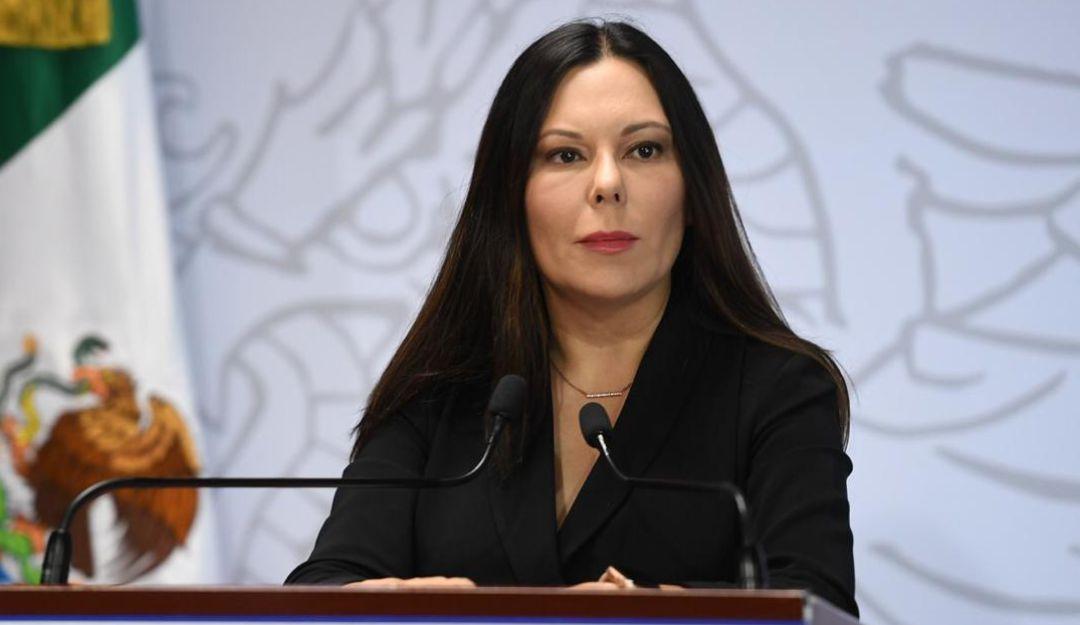 PAN propone a Laura Rojas para ocupar Mesa Directiva; Morena la rechaza