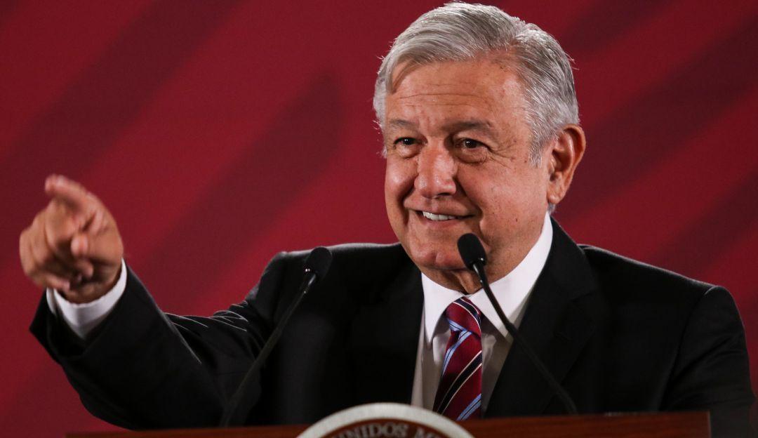 Celebra AMLO intención de El Chapo de destinar recursos a México