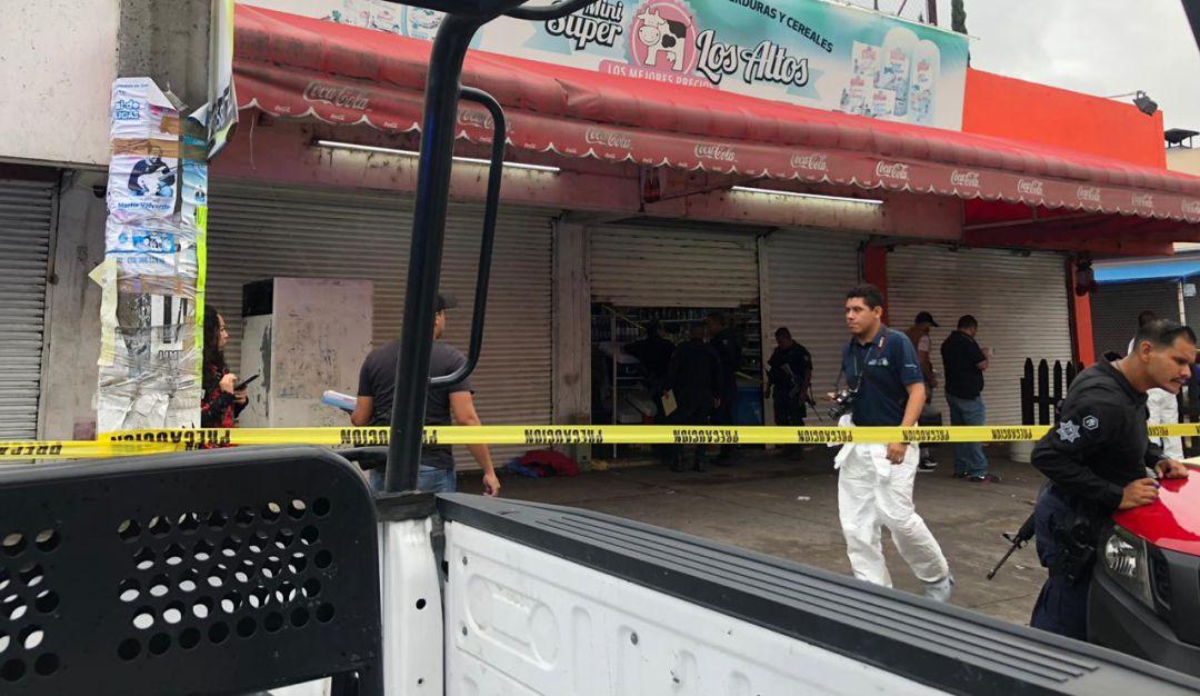 Asesinan a un hombre en Los Olivos