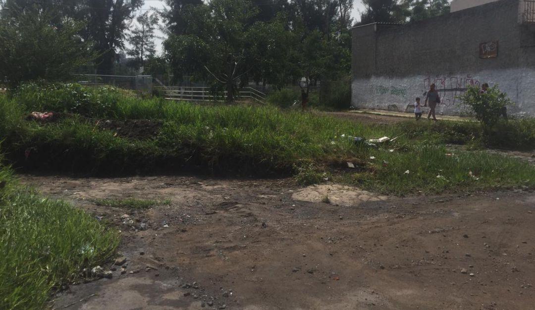 Denuncian foco de infección en El Colli Urbano