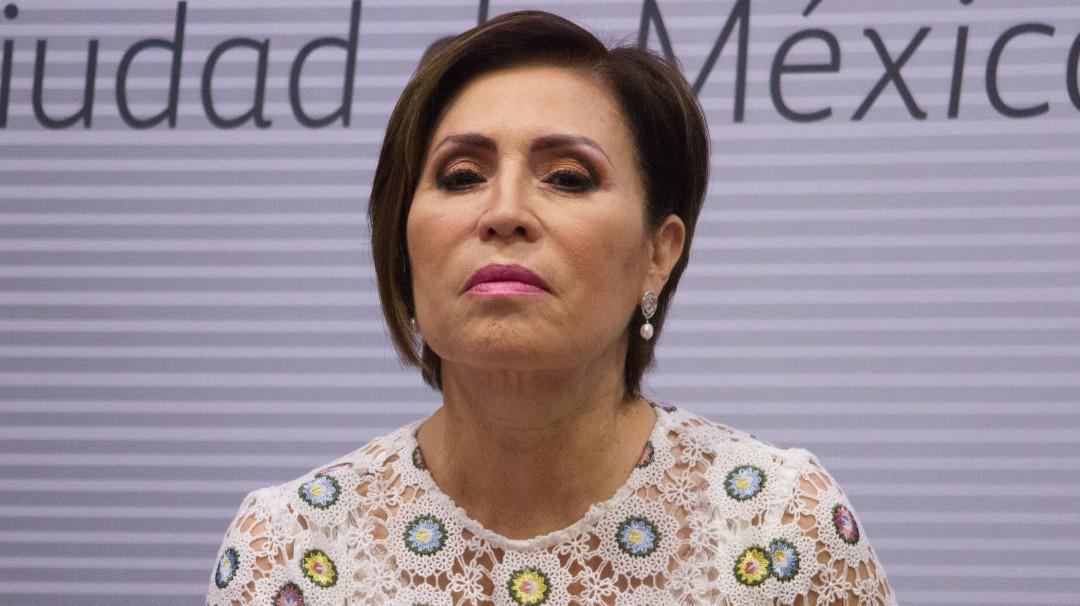 Abogados renuncian a la defensa de Rosario Robles