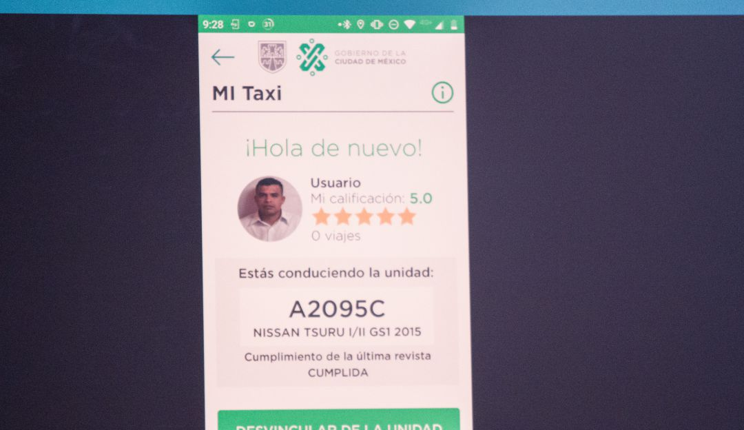 Mi Taxi, la App con botón de pánico; aprende a utilizarla