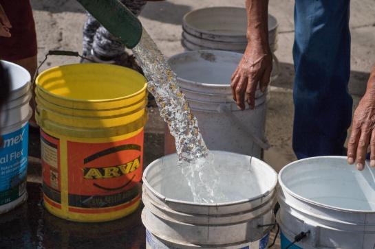 Se canalizarán pipas a Tlalpan e Iztapalapa en la CDMx