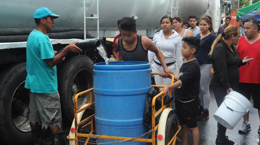 Prepárate, se recortará el suministro de agua de la Ciudad de México