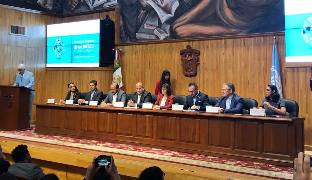 Exigen a la federación destine recursos para la educación en Jalisco