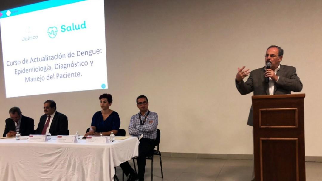 En tan sólo una semana se registraron 230 casos más de dengue en Jalisco