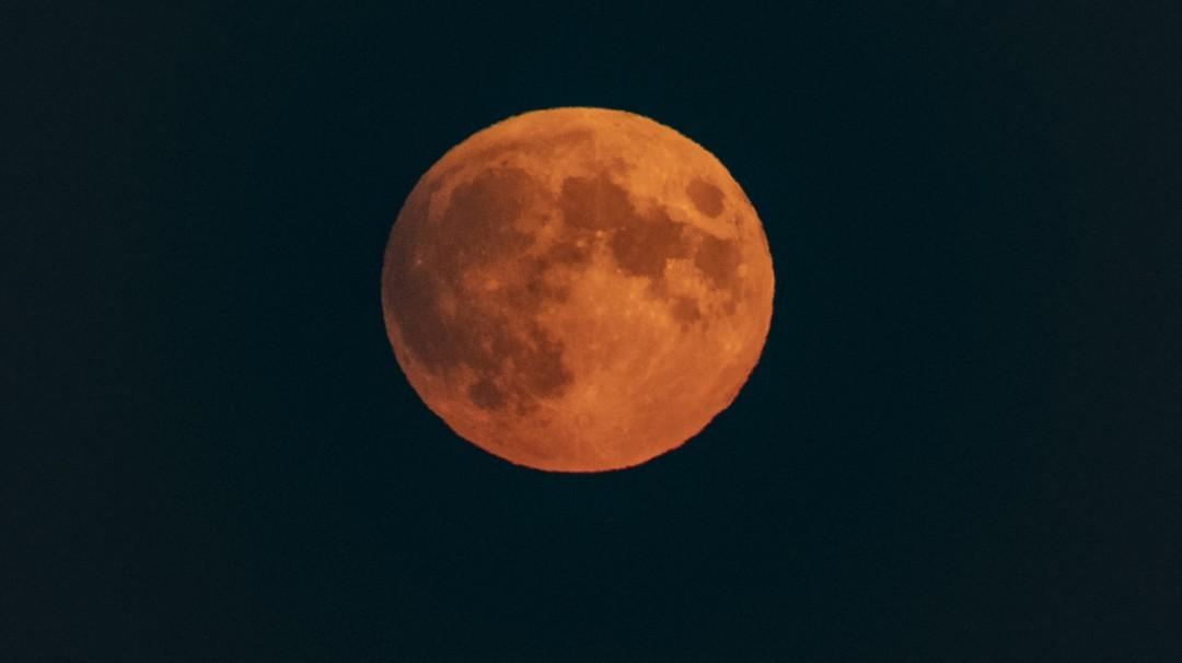 Luna de la cosecha; prepárate para el fenómeno que se repetirá en 30 años