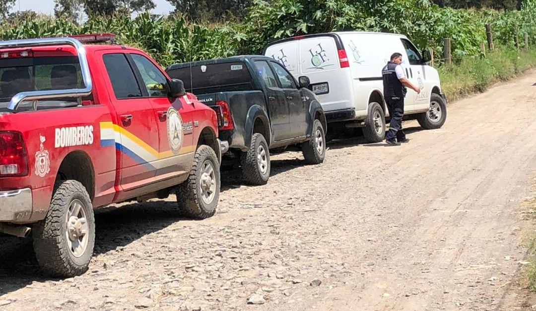 Culmina búsqueda de personas desaparecidas en el arroyo La Culebra