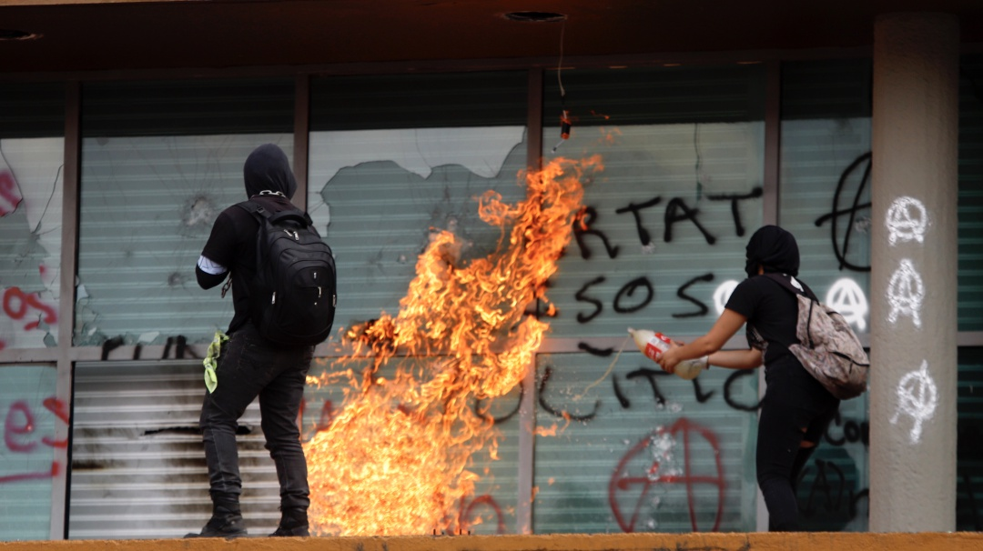 Repudia comunidad universitaria provocaciones contra la UNAM