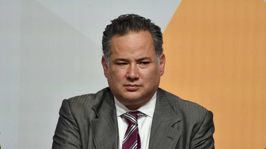 Hacienda no investiga a gobernador Alfredo Del Mazo: Santiago Nieto
