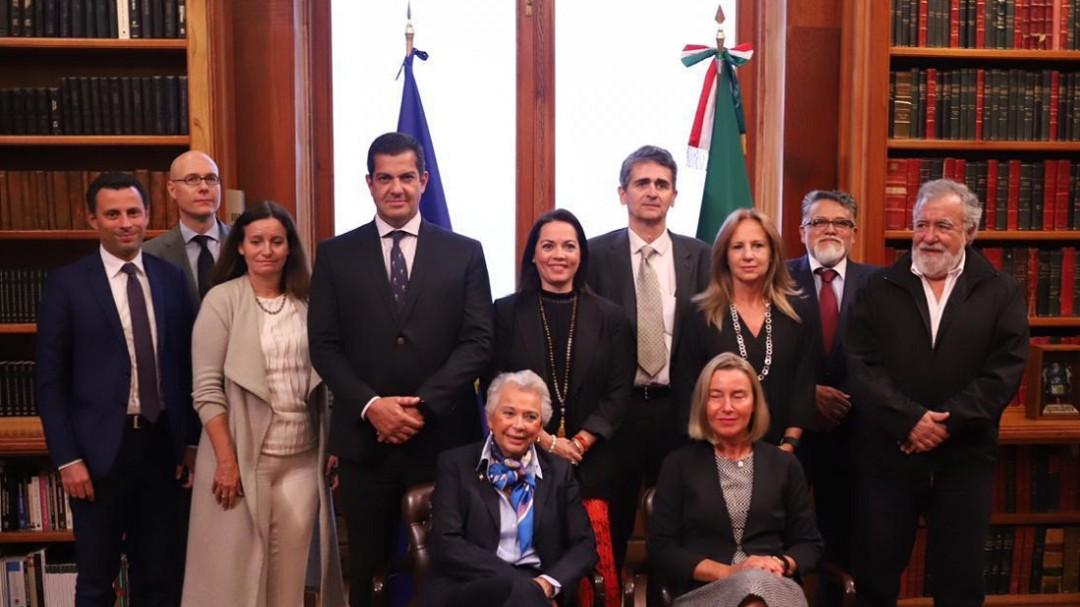 Unión Europea resalta importancia geopolítica de México en el mundo