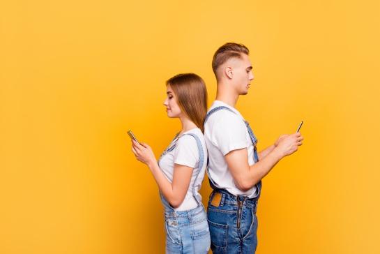Las conversaciones de manera personal pueden generar mayor estabilidad en tu relación
