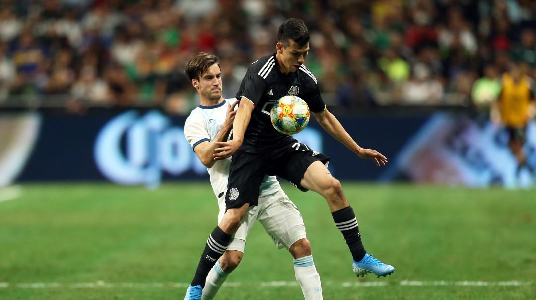 México pierde el invicto con Martino tras tremenda goleada