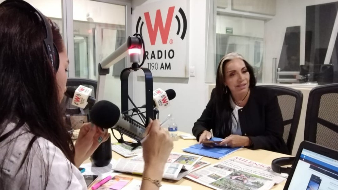 Entrevista con María Elena Limón