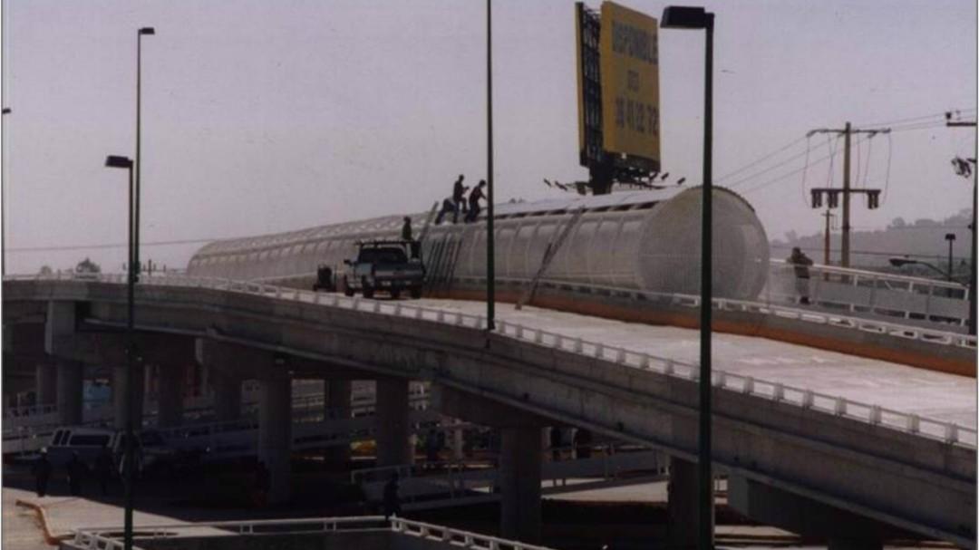 Guadalajara busca que puentes peatonales sean seguros para mujeres
