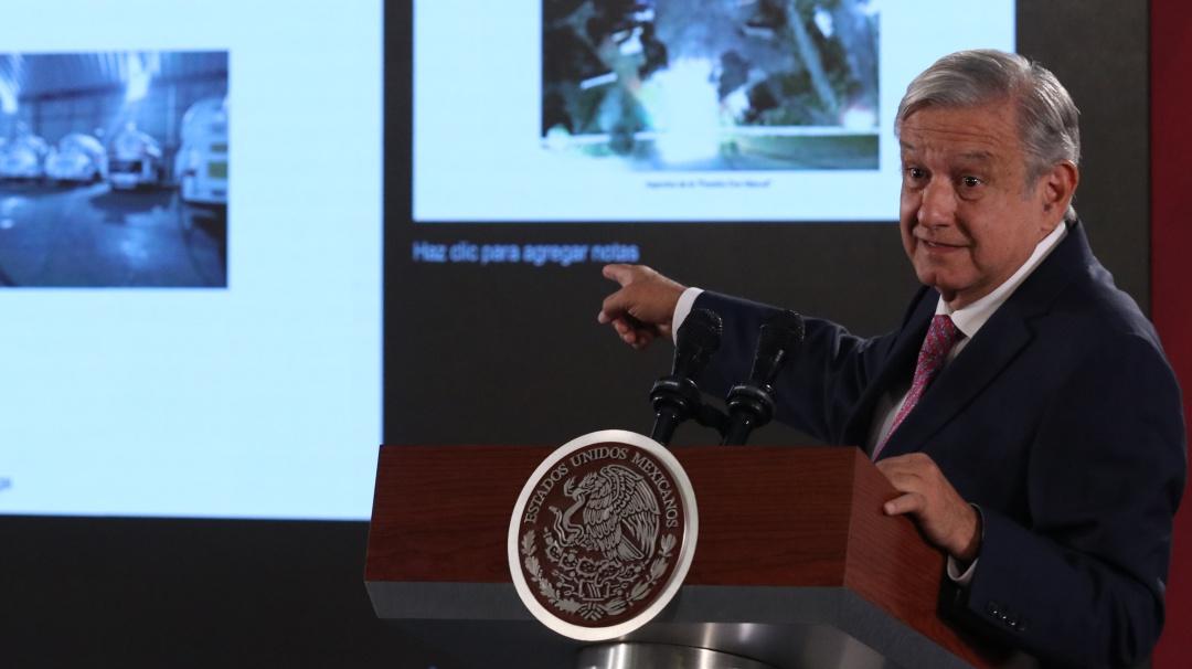 Conferencia de prensa de AMLO en vivo hoy 11 de septiembre de 2019