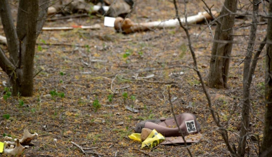 Siguen encontrando bolsas con restos humanos en La Primavera