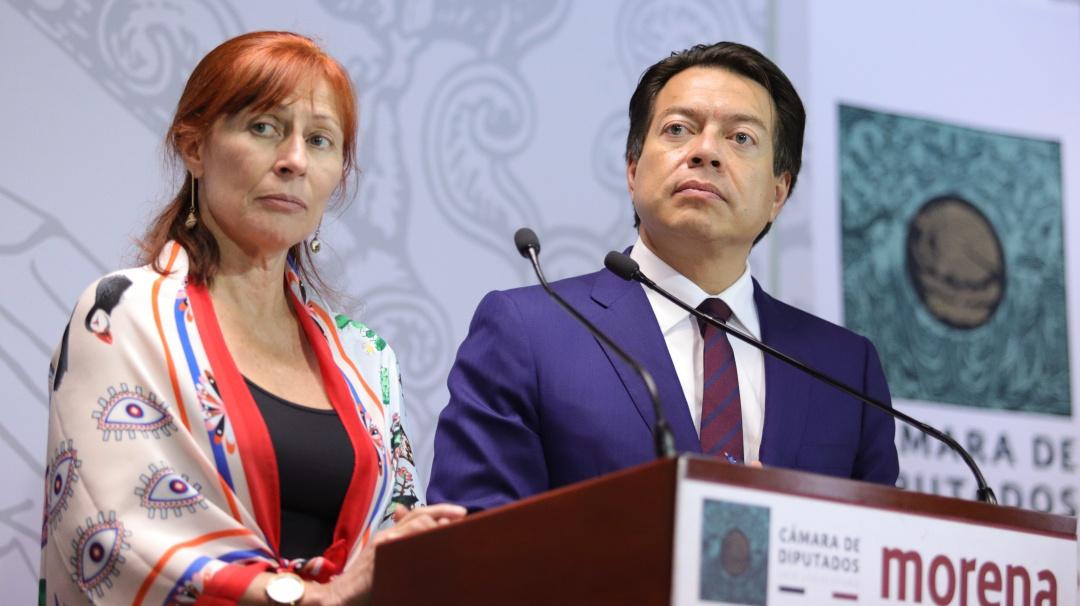 Leyes secundarias de Reforma Educativa, con avance del 96%: Mario Delgado
