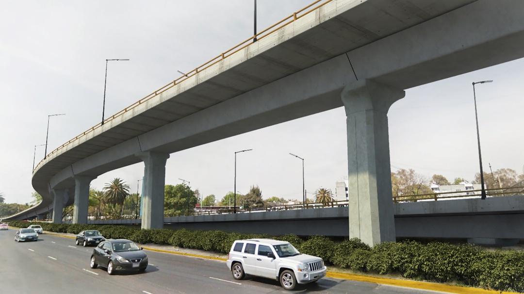 La Ciudad de México tendrá 3 nuevos puentes vehiculares