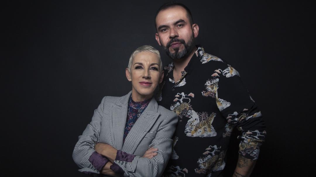 #EXCLUSIVAWFM: Ana Torroja programa música con Alejandro Franco