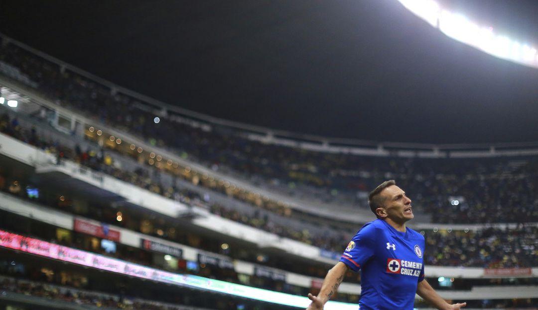 """El """"Chaco"""" Giménez es opción para Cruz Azul"""