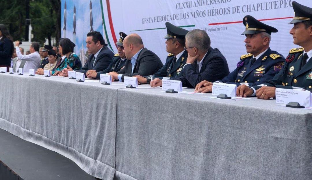 Alfaro celebra aprobación del Constituyente