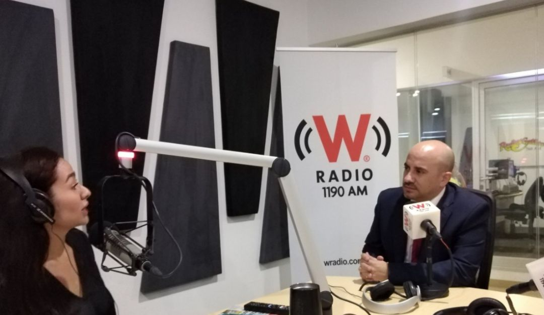 Entrevista alcalde de Gdl Ismael del Toro