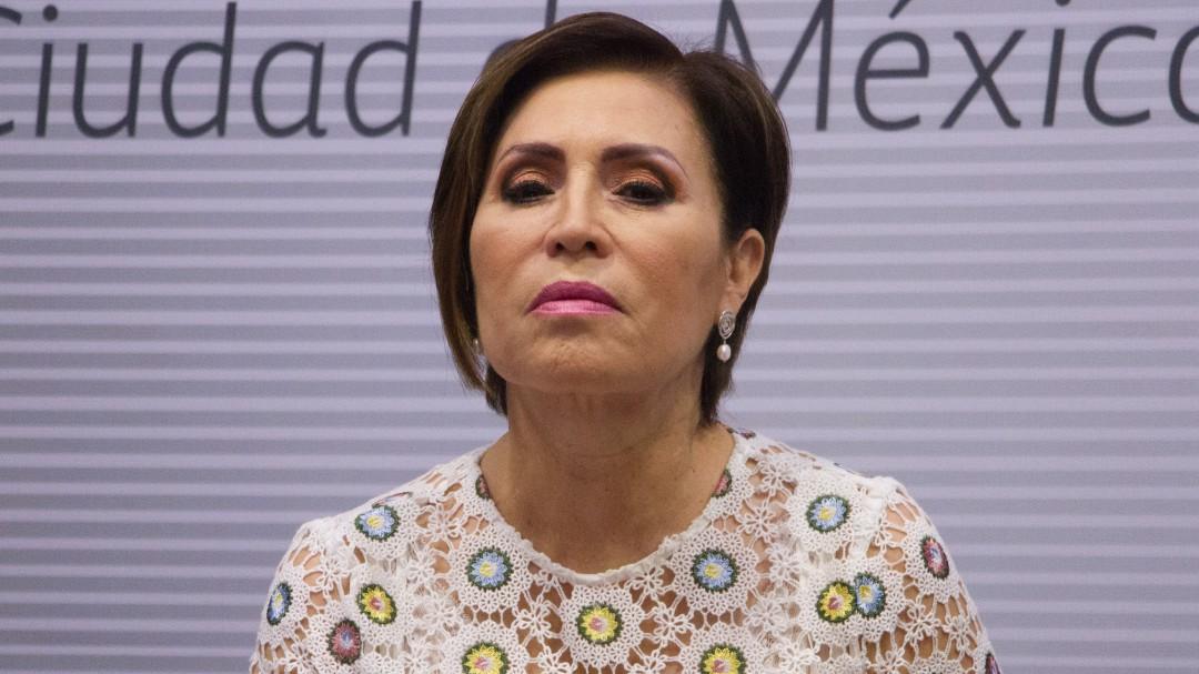 Denuncian hackeo del teléfono de Rosario Robles