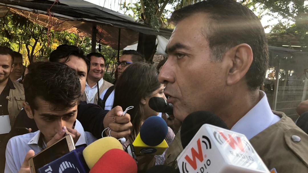 Con o sin apoyo federal va la L4: Zamora