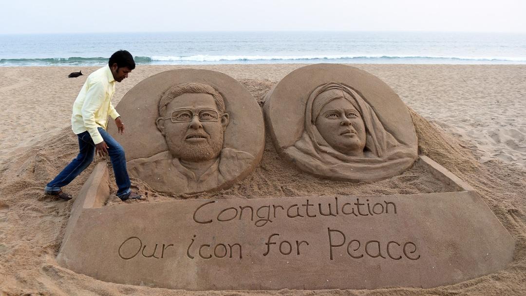 Cumbre Mundial de los Premios Nobel de la Paz 2019: Kailash Satyarthi